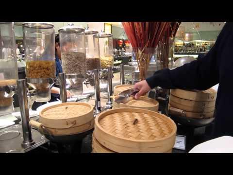 Crowne Plaza, Beijing China - Free Chinese Breakfast Buffet