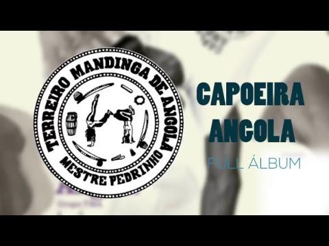 Música de Capoeira Angola / Terreiro Mandinga de Angola / álbum completo