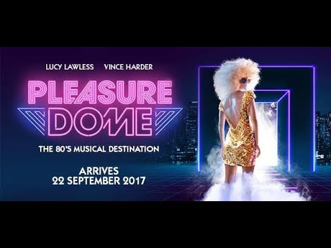Pleasuredome Musical Interviews with Lucy Lawless, Rob Tapert...