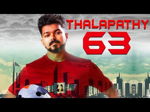 THALAPATHY 63 Goes to Hollywood | Vijay & Atlee New Movie | Hot Tamil Cinema News thumbnail