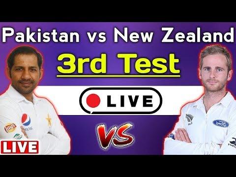 PTV SPORTS Live Pakistan Vs New Zealand 3rd Test Live