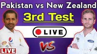 PTV SPORTS Live Pakistan Vs New Zealand 3rd Test Live
