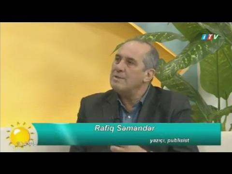 Rafiq Semender ITV - 14 fevral Televiziya gunu