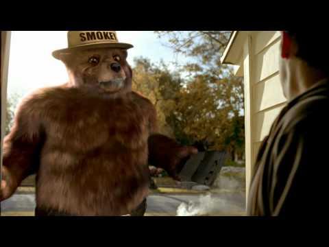 Smokey Bear Commercial