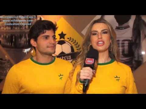 Fernanda Keulla e André Martinelli revelam como mantém o relacionamento após o ...