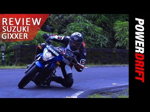 Suzuki Gixxer Test Ride Review