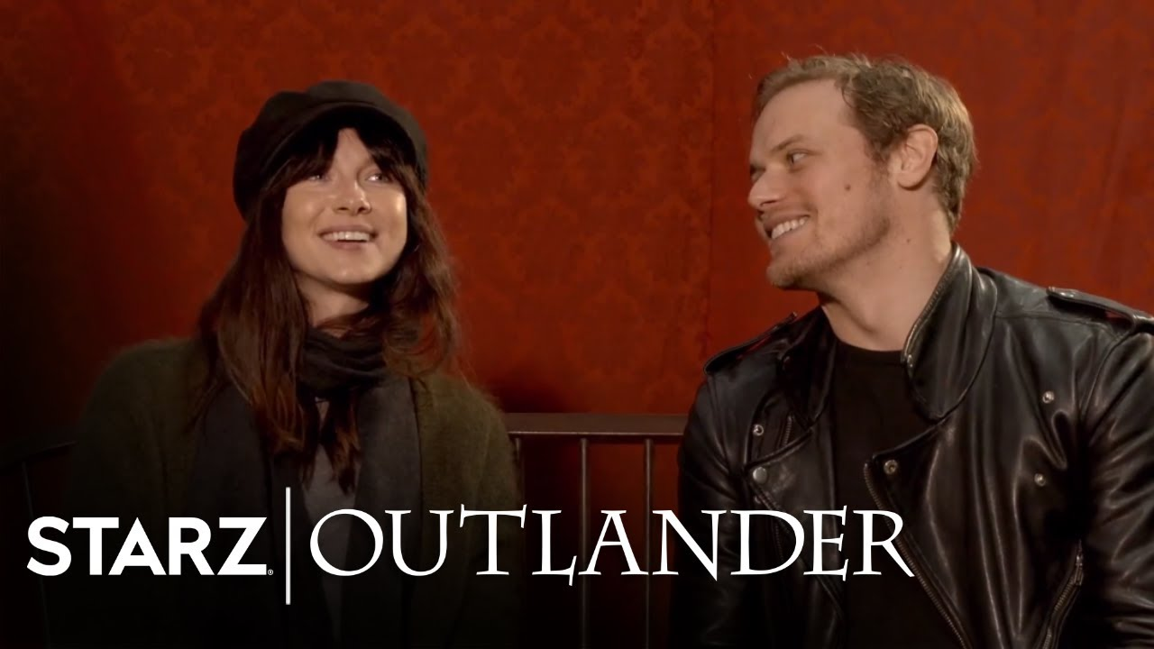 Outlander | Happy Valentine's Day | STARZ #1