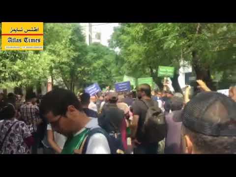 أطلس تايمز الجزائر: الشرطة تحاول منع مسيرة ضد الانتخابات في قسنطينة - نشر قبل 2 ساعة