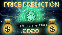 (ETC) Ethereum Classic Price Prediction 2020 & Analysis