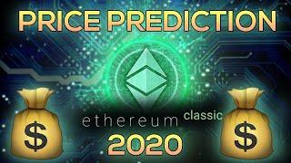 (ETC) Ethereum Classic Price Prediction 2020 & Analysis