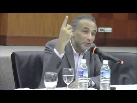 Tariq Ramadan about arts (2013, June) – at the University Brunei