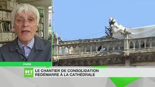 Reprise du chantier Notre-Dame : «Un scandale à tous les étages»
