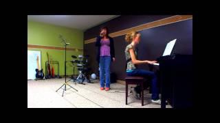 Simply Music 2011 Recital - Venessa Brodie