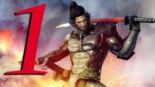 Super Best Friends Play Metal Gear Rising - After Hours Jetstream Extravaganza - Part 1