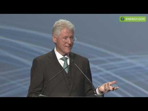 ARPA-E 2012 Keynote: President Bill Clinton