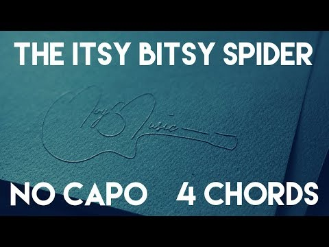 8.7 MB) Itsy Bitsy Spider Guitar Chords - Free Download MP3