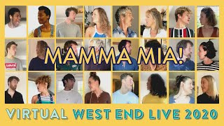 MAMMA MIA!'s Virtual West End LIVE | Performances, Q&A and more - in collaboration with Sky VIP