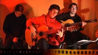 Galaxia - Gipsy Kings - Cover por Flamancia