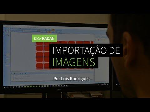 Dica 13 RADAN | Importação de imagens