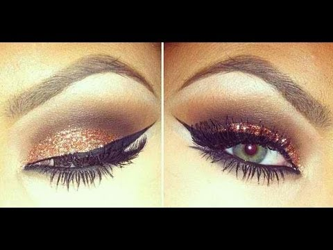 Image result for Glittery eyes