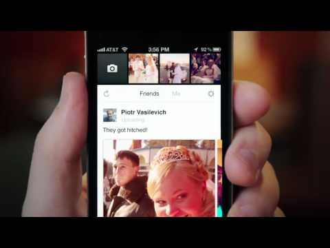 Facebook Camera (Music by Keith Kenniff)