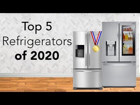 Top 5 Refrigerators