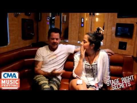 Gary Allan Interview at 2015 CMA Fest!