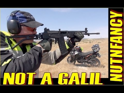 Galil Rifle Fail: Century Arms' Golani Falls Short