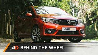 2019 Honda Brio Review - Behind the Wheel