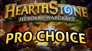 Hearthstone: Pro Choice - Lord of the Gimmicks