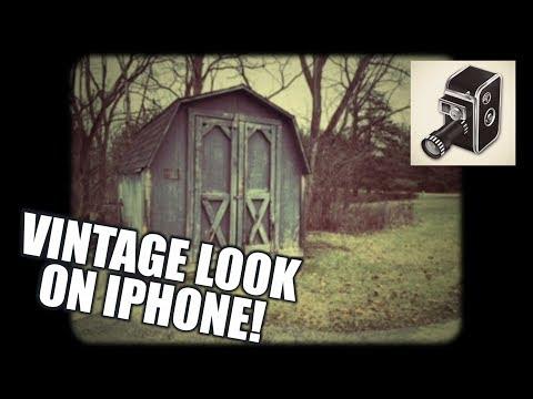 8mm Vintage App for iPhone!