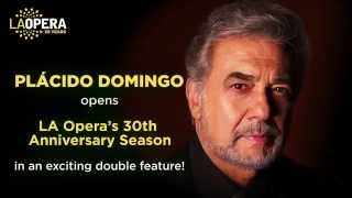 Gianni Schicchi &  Pagliacci with Plácido Domingo Trailer