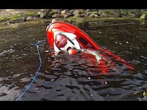 Sea Doo Rxt 260 >> sinking Sea doo RXP 215 2007 (29.03.2014) - YouTube