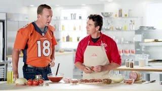 TV Commercial Spot - Papa John