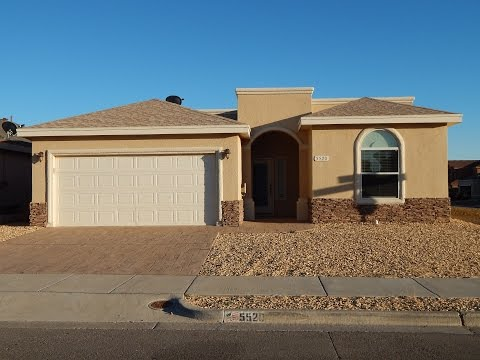 5520 Ignacio Frias Dr El Paso TX 79934   Home for Sale