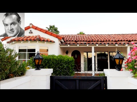 1411 Famous & CELEBRITY Homes Tour of PALM SPRINGS - Memory Lane Trips with Steve | Travel (11/28/20