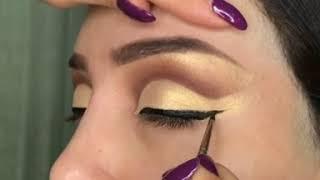 Арабский макияж это целое искусство