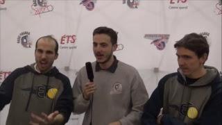 Tennis ETS - 1/2 finale - McGill