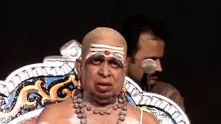Yakshagana -- Kumble Sundara Rao as Govinda deekshitha - 1
