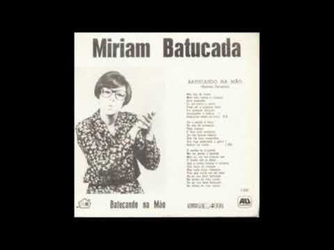 Miriam Batucada (1967) Primeiro Album