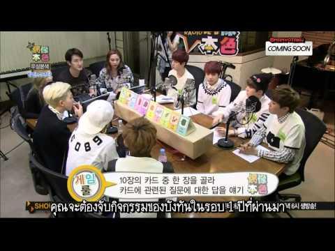 [THAISUB] Bangtan Boys on Idols' True Color Radio [Full]
