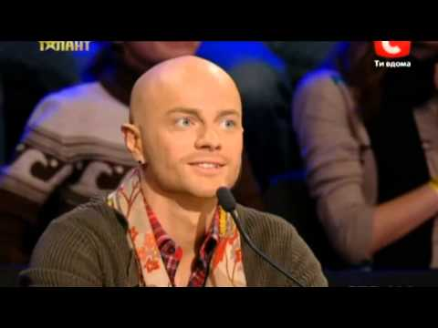 Видео, Украина мае талант 5 сезон 16032013 2 выпуск Донецк