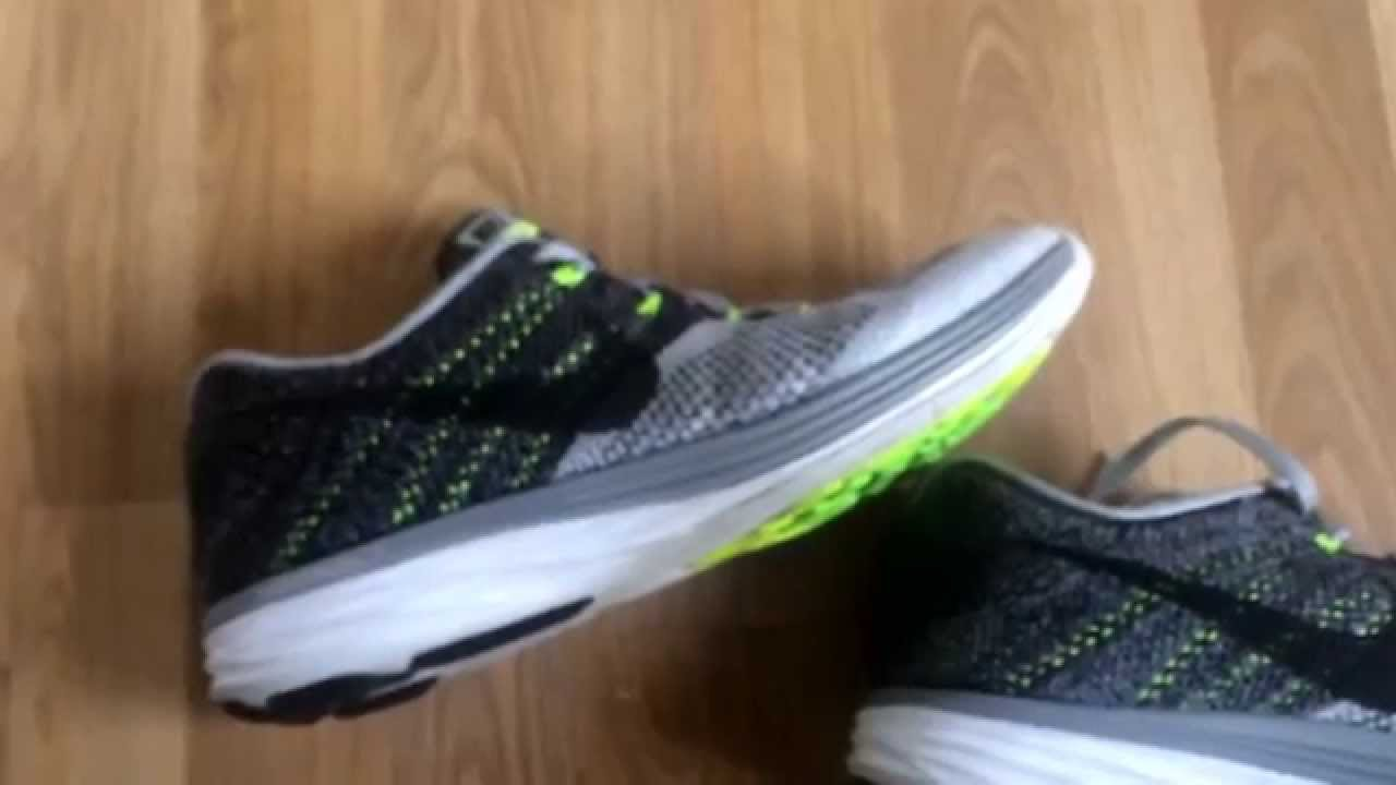 b35ba289d0b32 Nike Flyknit Lunar 3 review. - YouTube