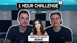 Remixing «BREAK MY HEART» by Dua Lipa in 1 hour | 1 Hour Challenge | EP9 | Remix #1