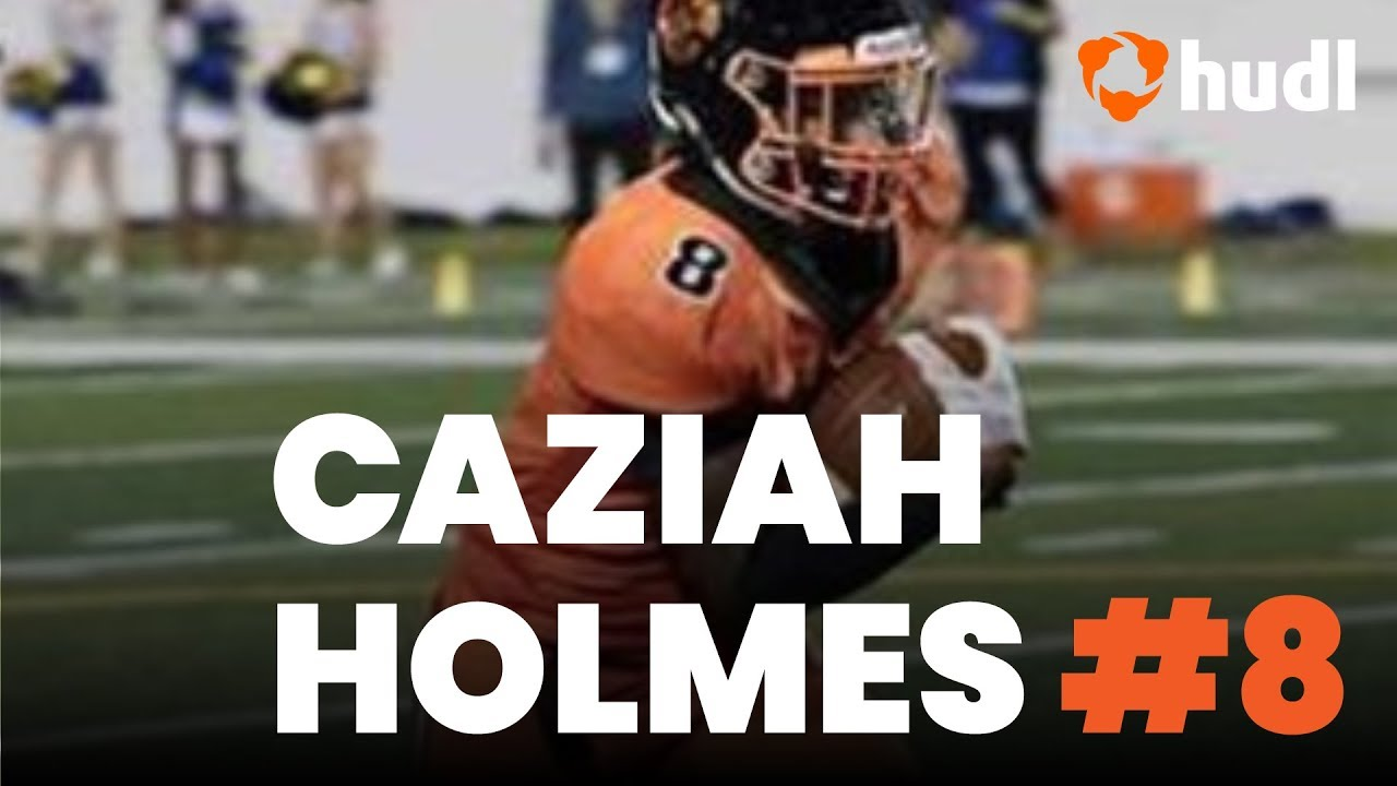 Caziah Holmes | Cocoa Football | Ultimate Junior Highlights
