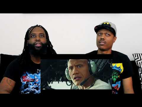Thumbnail: Rampage Trailer REACTION
