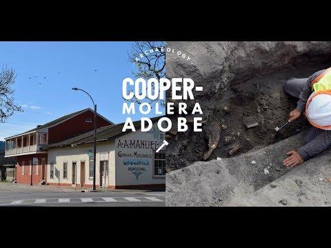 Archaeology at Monterey's Cooper-Molera Adobe