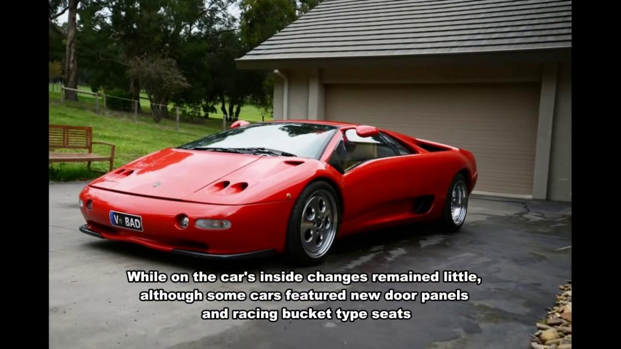 Lamborghini Diablo Strosek Youtube