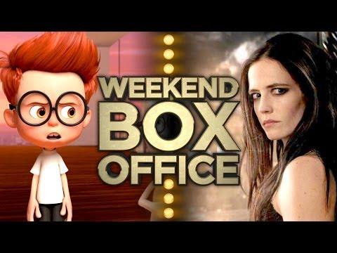 Weekend Box Office - March 7 - March 9, 2014 - Studio Earnings Report HD