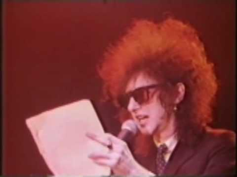 The Ghost Of Al Capone-John Cooper Clarke